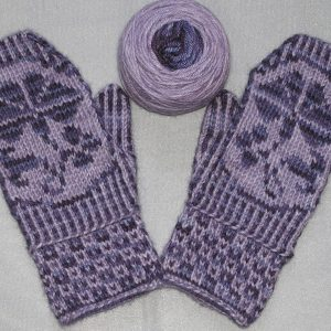 Color-TwinedMittens
