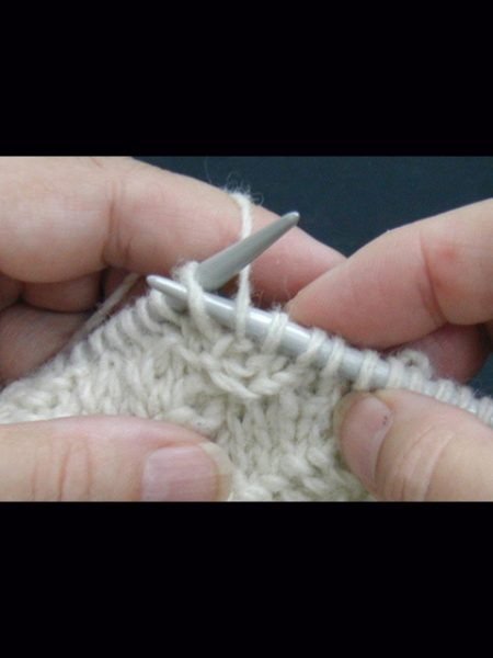 Norwegian Purl