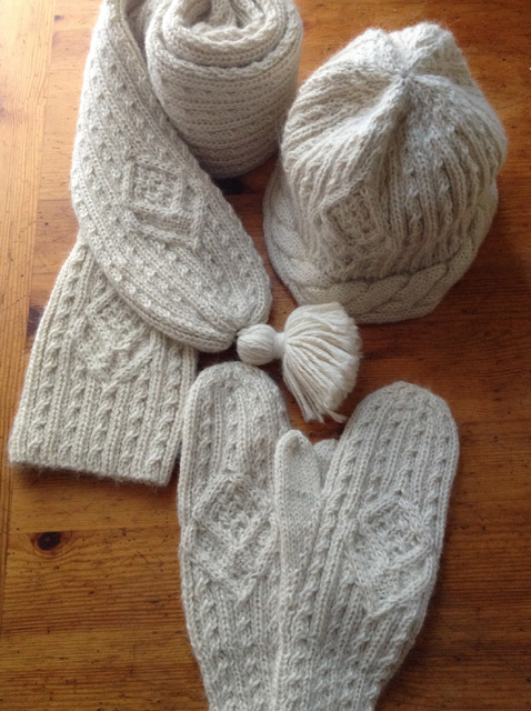 Aran Winter Set