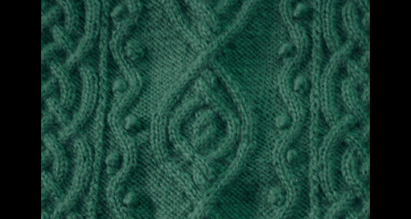 Irish Aran Knitting