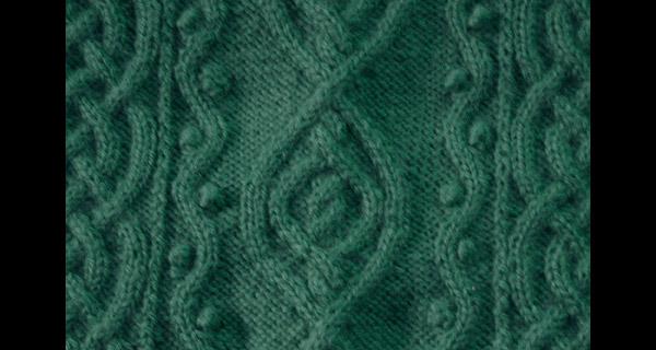 Irish Aran Knitting