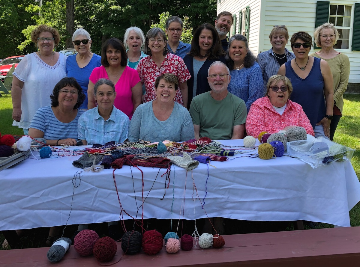 Knitting Traditions Vermont Retreat 2019